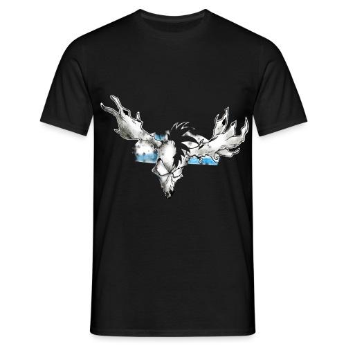 Sarvikallo - Miesten t-paita