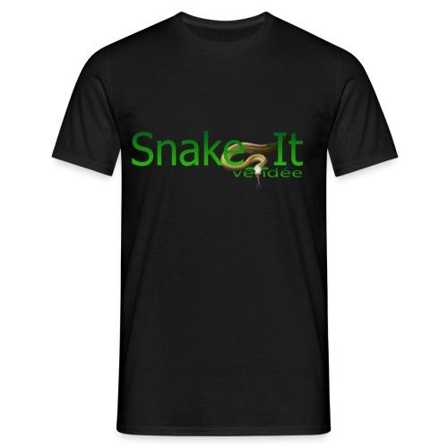 Snake it vendee LOGO - T-shirt Homme