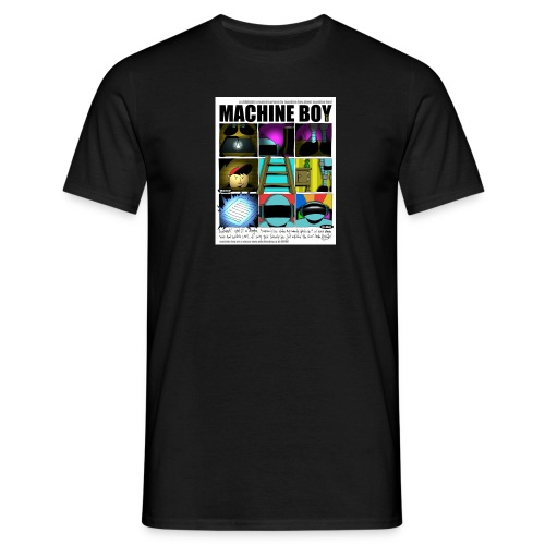 mb toon1 - Men's T-Shirt