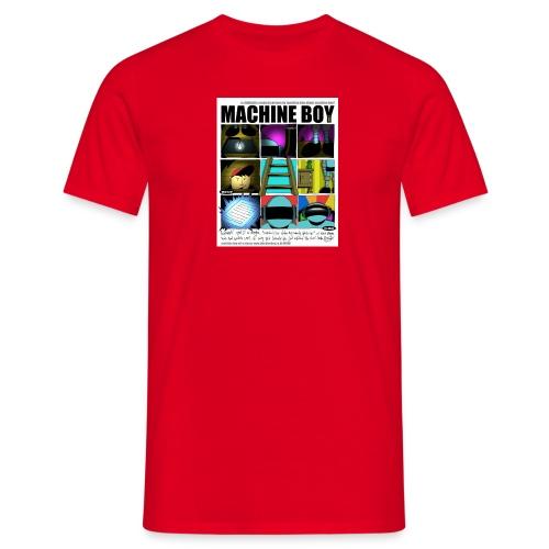MB Cartoons'ville - Men's T-Shirt
