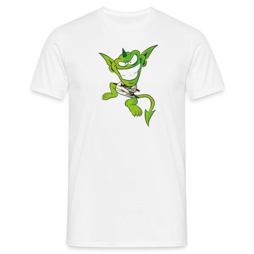 freddy png - Männer T-Shirt