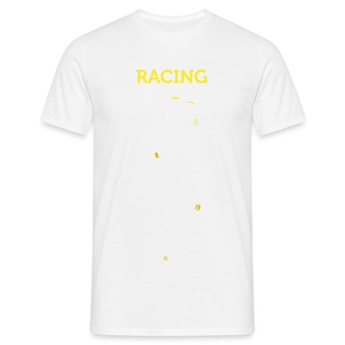 Good old racing - T-shirt Homme