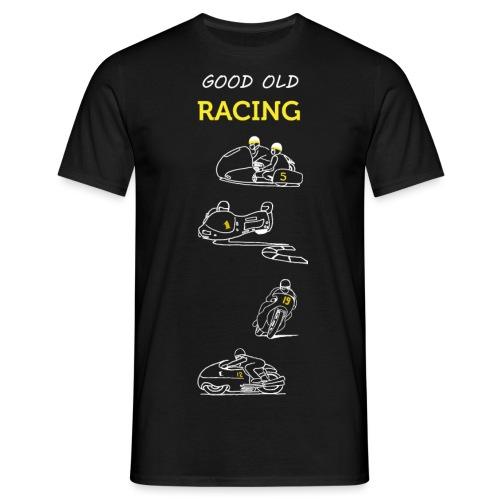 Good old racing - Men's T-Shirt