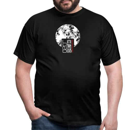 LAK pattern logo - T-shirt herr