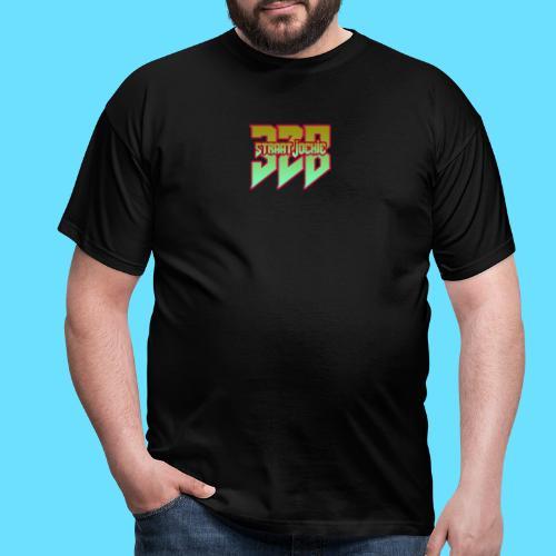 Straatjochie328 - Mannen T-shirt