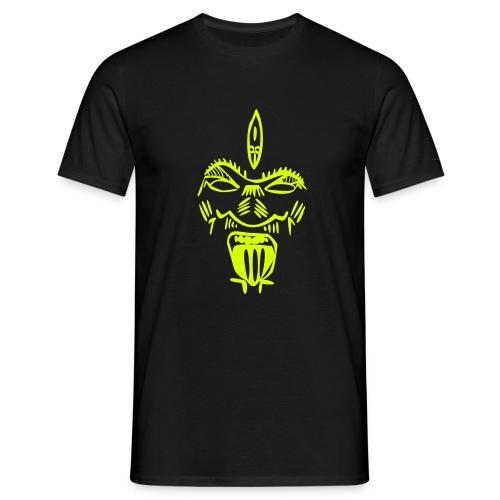 DOMINEEKY BIG FACE - Men's T-Shirt