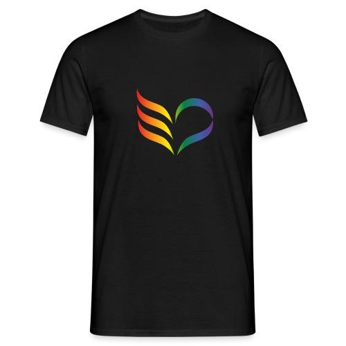 East Pride symbol - T-shirt herr