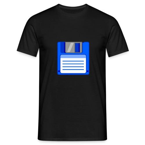 Disquette 3,5 pouces - T-shirt Homme