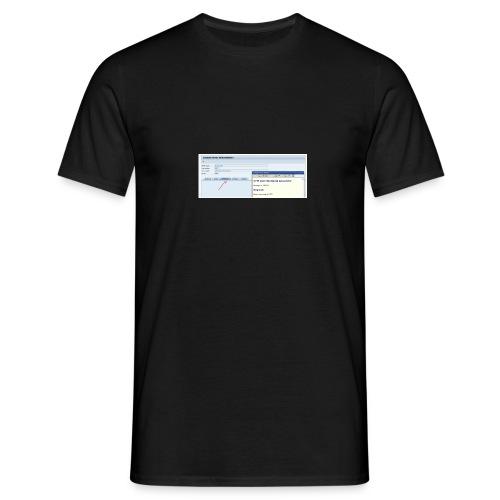 Certificates - T-shirt Homme