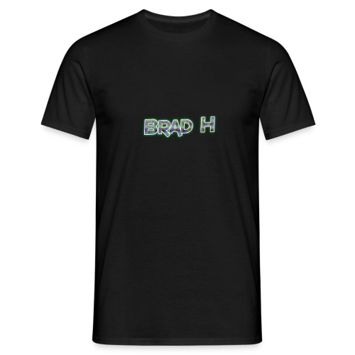 Official Brad H Logo - Men's T-Shirt