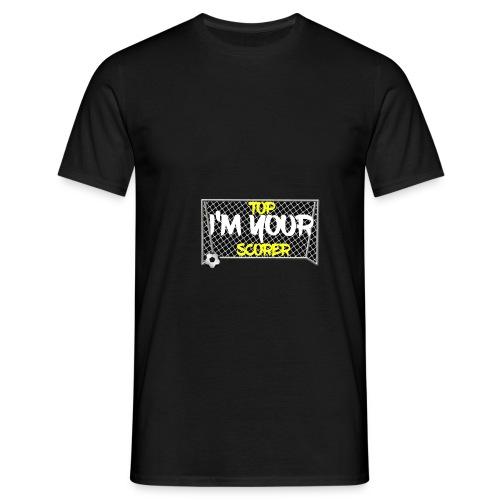 topscorer png - Men's T-Shirt