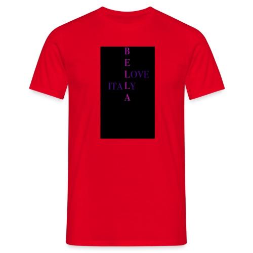 italy - Männer T-Shirt