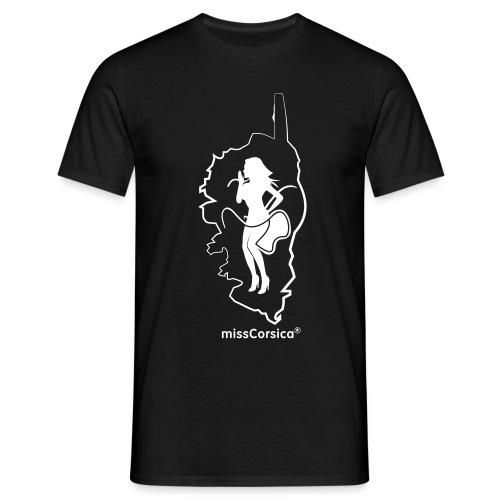 missCorsica Corsica filaire - T-shirt Homme