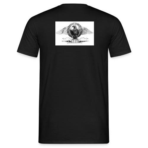 386801 roman eagle p jpg - Maglietta da uomo