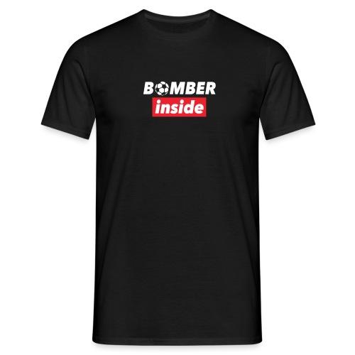 bomber inside - Maglietta da uomo
