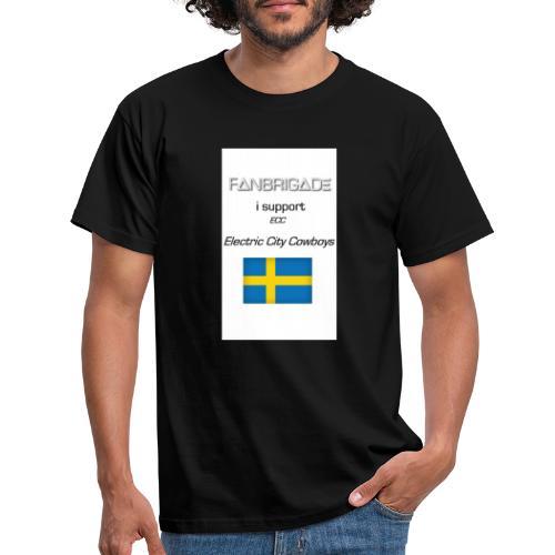 Fanbrigade - Herre-T-shirt