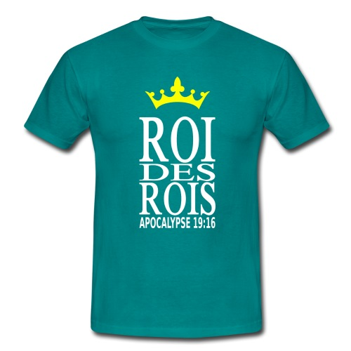 rdrBlack RefUnder CrownOv - T-shirt Homme