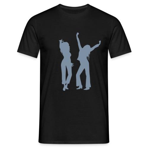 hagirlsblackv - Men's T-Shirt