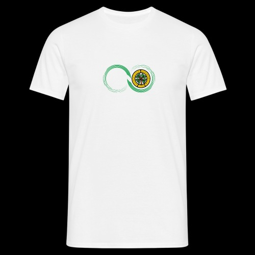 Harp and French CSC logo - T-shirt Homme