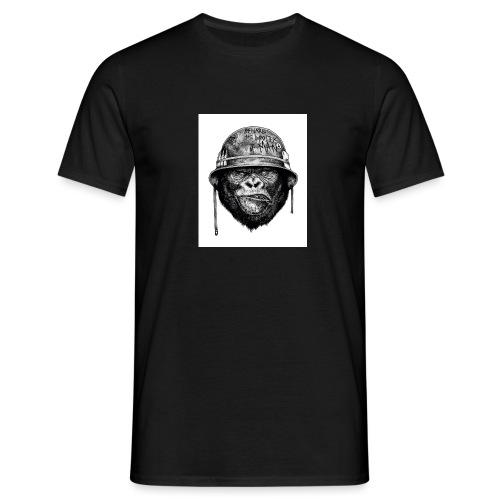 monkey man - Men's T-Shirt