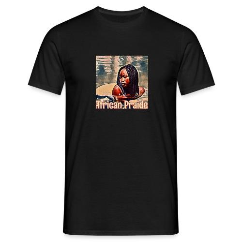 African Praide - Men's T-Shirt