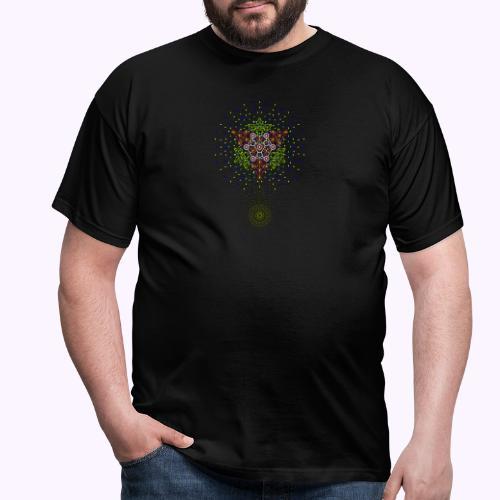 Star Geometrica front 2 - Miesten t-paita