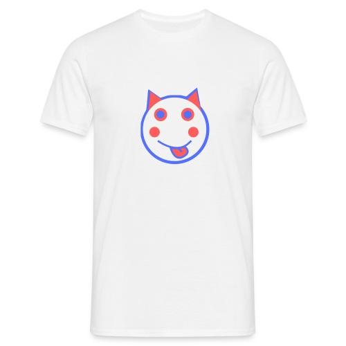 Alf Cat RWB | Alf Da Cat - Men's T-Shirt