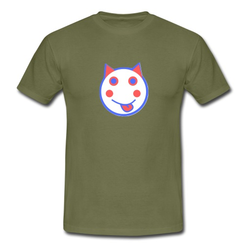 Alf Cat RWB | Alf Da Cat - Men's T-Shirt