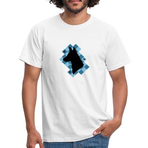 SquareDog - Miesten t-paita