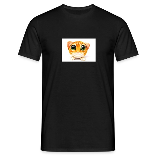 katze - Männer T-Shirt