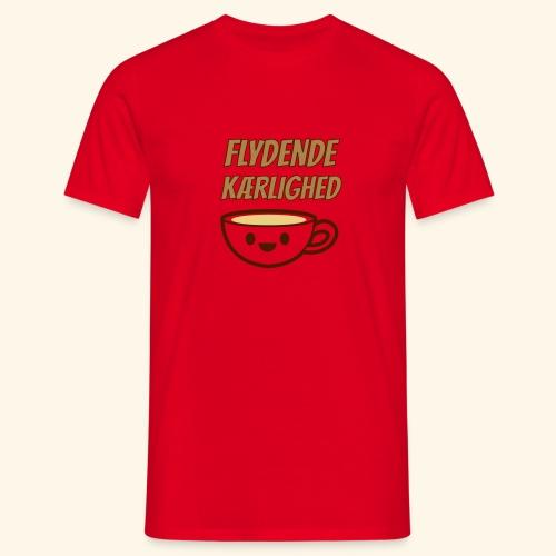 Flydende kærlighed - Herre-T-shirt