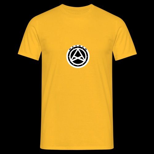 Nether Crew Black\White T-shirt - Maglietta da uomo