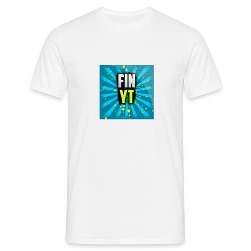 Uusi Youtube Logo - Miesten t-paita