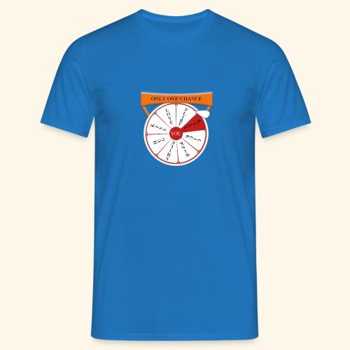 wheel of fortune? - Maglietta da uomo