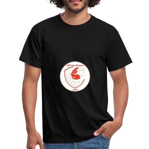 Logo ASD San Mariano 2019 - Maglietta da uomo