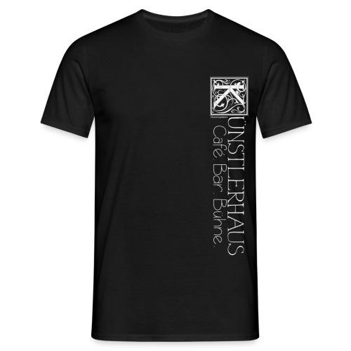 Logo_Kuenstler_KE3_Graluj - Männer T-Shirt