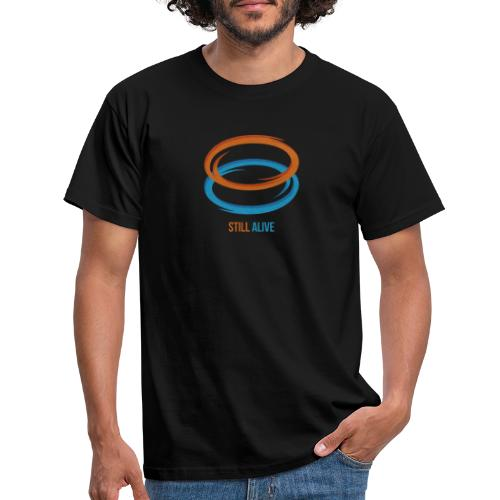 Portal Still Alive T-Shirt - Men's T-Shirt