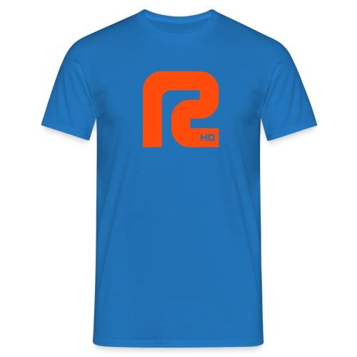 R-BLACK - Männer T-Shirt