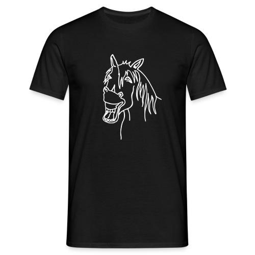 hevonen2 - Miesten t-paita