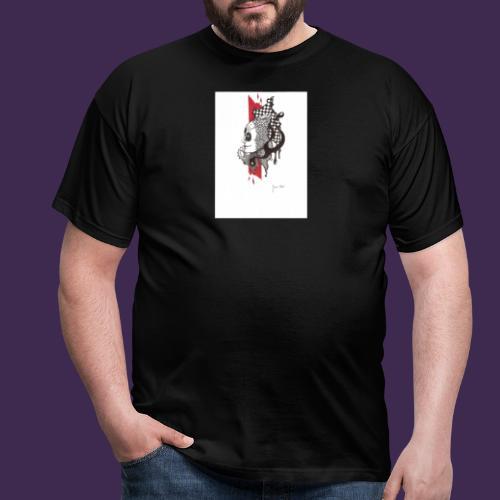 chess me mate - Mannen T-shirt