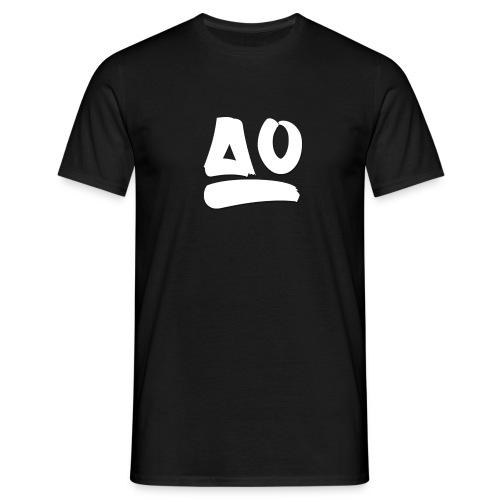 Logo - Fabian Hanso - Männer T-Shirt