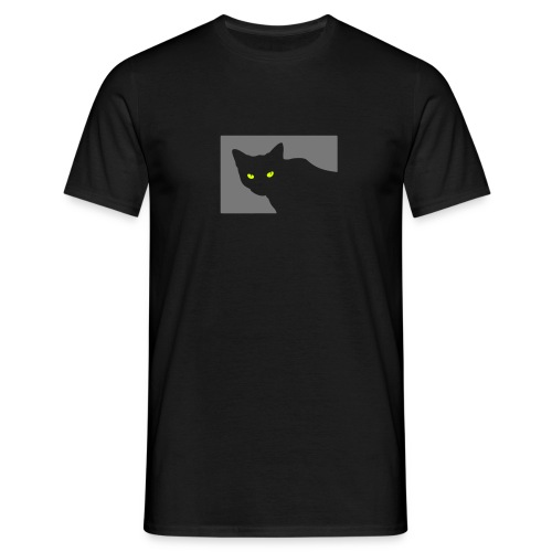 Spy Cat - Men's T-Shirt