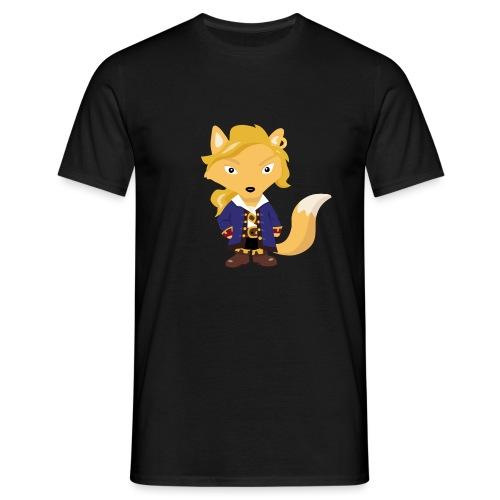 Renard Guybrush - T-shirt Homme