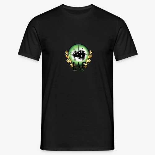 Load Aim Fire Merchandise - Mannen T-shirt