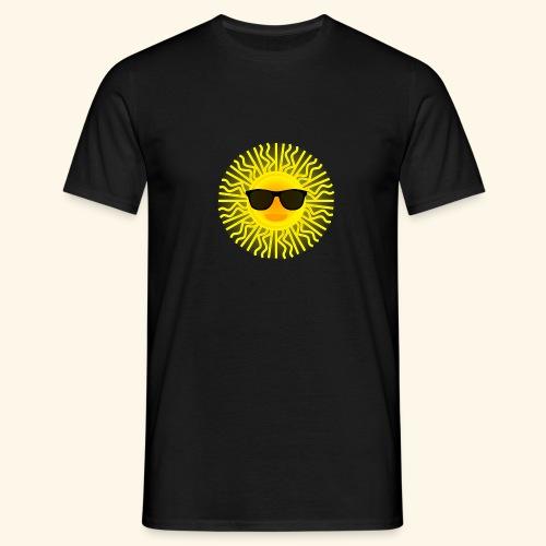 Sol de Canarias - Camiseta hombre
