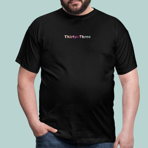 Thirty three - Koszulka męska