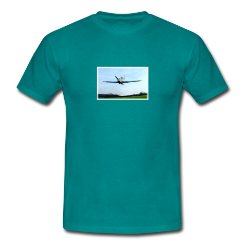 Radio Controlled Spitfire - Men's T-Shirt