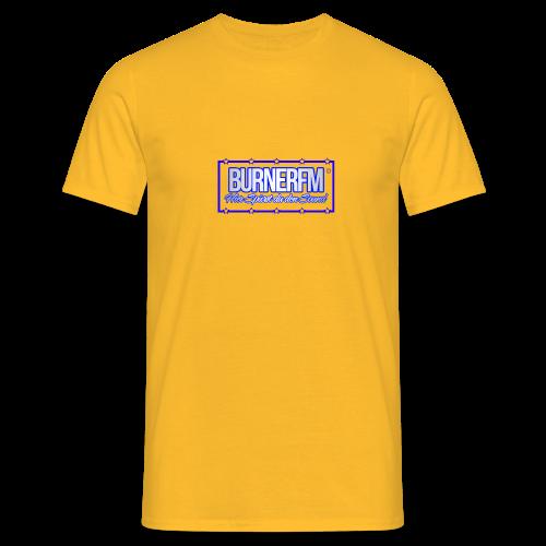BurnerFM Hier Sürst du den Sound - Männer T-Shirt