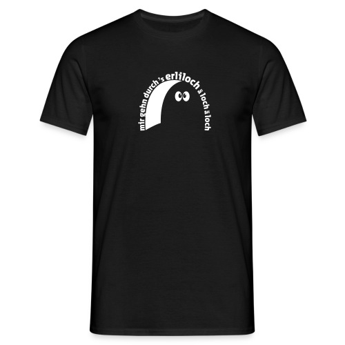 erliloch 1 - Männer T-Shirt