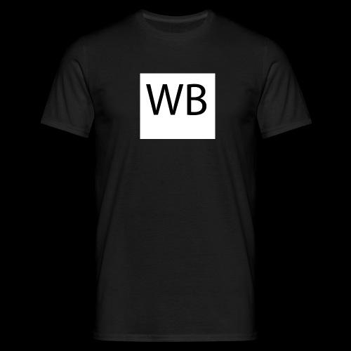 WB Logo - Männer T-Shirt